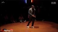 【太嘻哈】Mr Wiggles Groove solo at POP & ROCK battles France