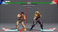 街霸5--隆(Ryu)的出招表