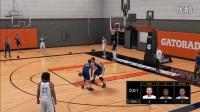 NBA 2k16 训练模式试玩 模拟还原度高