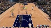 NBA 2k16 我的生涯 赛季模式试玩