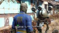 辐射4 Fallout4 贝鲁达的初见实况 生存难度第二集