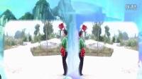 双巾舞-姐妹花  青山依旧广场舞  编舞老师阿中中   表演制作青山依旧