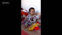 半岁宝宝的舞蹈视频! 原创