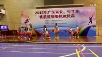2015广东省大中学生锦标赛啦啦队华南农业大学代表队