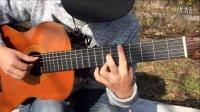 【潇潇指弹改编】 琅琊榜插曲《红颜旧》--吉他指弹