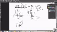 一幅插画的绘制--如何添加合适的元素与神韵上部