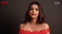 Sonam Kapoor Shoots For Filmfare