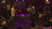 【太嘻哈】S-ON vs TRIGGER _ Semifinal 2 _ One Nation Under A Groove Vol.2