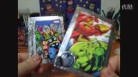 钢炮拆卡 2013 Marvel Greatest Battle 漫威收藏卡