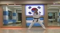 跆拳道舞 跆舞太极五章 Taekwondo 태권체조