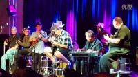 Jake Shimabukuro & Time Jumpers While My Guitar Gently Weeps-ukulele