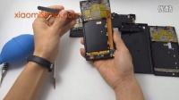 小米3更换总成教程更换液晶触摸屏拆机维修教程