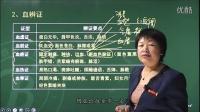 中医及中西医执业(助理)医师公共部分 导学课程 第2讲 中医诊断学(二)