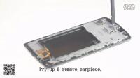 LG G4拆机视频拆机教程维修教程