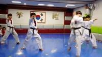 跆拳道舞 跆舞 태권체조 질풍