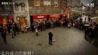 《你鼓舞了我》荷兰男高音唱响街头中文字幕Martin Hurkens (You Raise Me Up)  KTV歌曲卡拉OK字幕