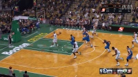 NBA2K16 巅峰对抗(名人堂) 凯尔特人(三巨头)VS小牛