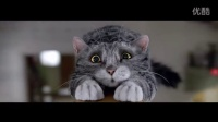 2015圣诞创意广告 - 猫莫格的圣诞灾难