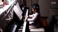 J.S.Bach_Prelude_BWV 934 in C minor (小前奏曲)_2015.12.3