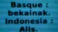 Euskara ikastea - Indonesian HEAD - ahotsarekin