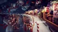 圣诞节礼物圣诞老人新年(3384)1080P