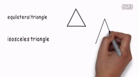 三角形用英语怎么说 跟杰森老师轻松学英语