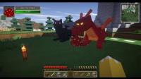 【小本】我的世界★侏罗纪公园恐龙世界第二季EP31〓龙骑生小龙〓MC=Minecraft