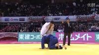 【重庆柔之心柔道】2015东京柔道大满贯-100公斤级法国VS哈萨克斯坦