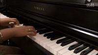 《贝加尔湖畔》钢琴曲