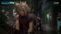 最终幻想VII宣布重置成UE4!Final Fantasy VII Remake - PSX 2015 Trailer - PS4