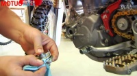 摩托车保养教程:给越野摩托车换机油技巧_摩托车之家