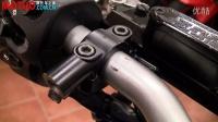 摩托车保养教程:雅马哈MT 01刹车卡钳以及刹车泵维护_摩托车之家