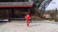 霍山徽府山庄广场舞 美丽村庄 编舞:春英 习舞:扬名 拍摄:金星