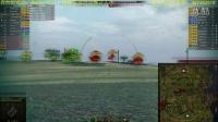 坦克世界9.13风云解说新地图布拉格斯柯达T50-输出机器