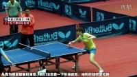 《湿父教球》第17集:丁宁近台接发球技术(反手搓球与提拉)_乒乓球教学视频