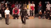 [太嘻哈][Get Movin' Vol.8] Poppin Best 8-4 YUKI vs RUBBER J(w)