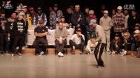 [太嘻哈][Get Movin' Vol.8] Poppin Final 강하늘(w) vs TRIGGER