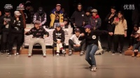 [太嘻哈][Get Movin' Vol.8] Locking Final MASATO(w) vs HIROKO