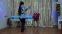 zhanghongaaa水兵舞蹈山里红 最慢背面分解含背面精彩展示 84步健身舞蹈教学版 原创