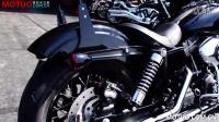TRIJYA定制改装车:  FXDB Street Bob_摩托车之家