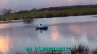 【友尽恶作剧】野营时正在熟睡的朋友被拖进了河里 @柚子木字幕组