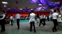 北部灣大學【大學生交誼舞協會】2015 新吉特巴