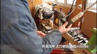 【愚拙手工】木旋基础视频 打胚刀的用法和技巧