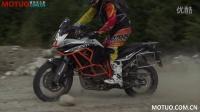 摩托车骑行教程:骑KTM1290ADV的刹车技巧_摩托车之家