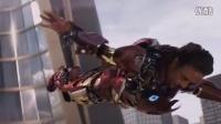 三分钟重温《钢铁侠123》和《复仇者联盟》的每个钢铁战甲