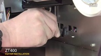 ZT400 切刀的安装(英语无字幕)