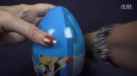 #023 - Surprise Eggs:  Disney Princess, Minnie Mouse, 2 Spider-man 公主蛋