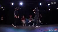 [太嘻哈]KAEDE vs HARUTA BEST8 U18 SIDE _ DLOP vol.1 POPPIN' DANCE BATTLE