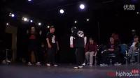 [太嘻哈]ATZO ユート vs HOZIN RION BEST4 _ DLOP vol.1 POPPIN' DANCE BATTLE