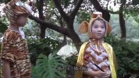 25 嘎嘣童年童星秀场---柳江2.3小红帽